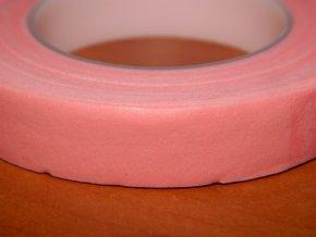 Aranžovací ovinovací páska - růžová 13mm