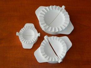Formičky na plněné pečivo - 4ks