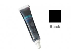 Barevný jedlý gel- černá  25g - Silikomart