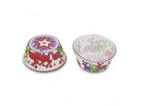 Papírový košíček vánoční - soby - Stadter