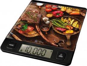 SKS 7001BK Kuchyňská váha 41006754 SENCOR