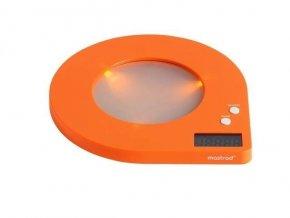 Kuchyňská váha digitální Mastrad retro 5Kg - červená - Mastrad