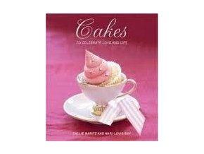 Kniha Callie Maritz a Mori-Louis Guy - Cakes to celebrate love and life