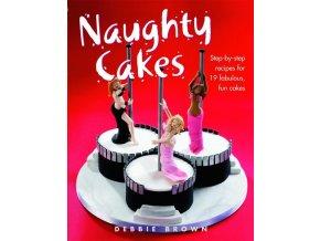 Kniha Debbie Brown - Naughty Cakes