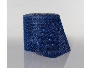 SLEVA 20%! Diamantový pás plastový tmavě modrý (5 cm x 3 m)