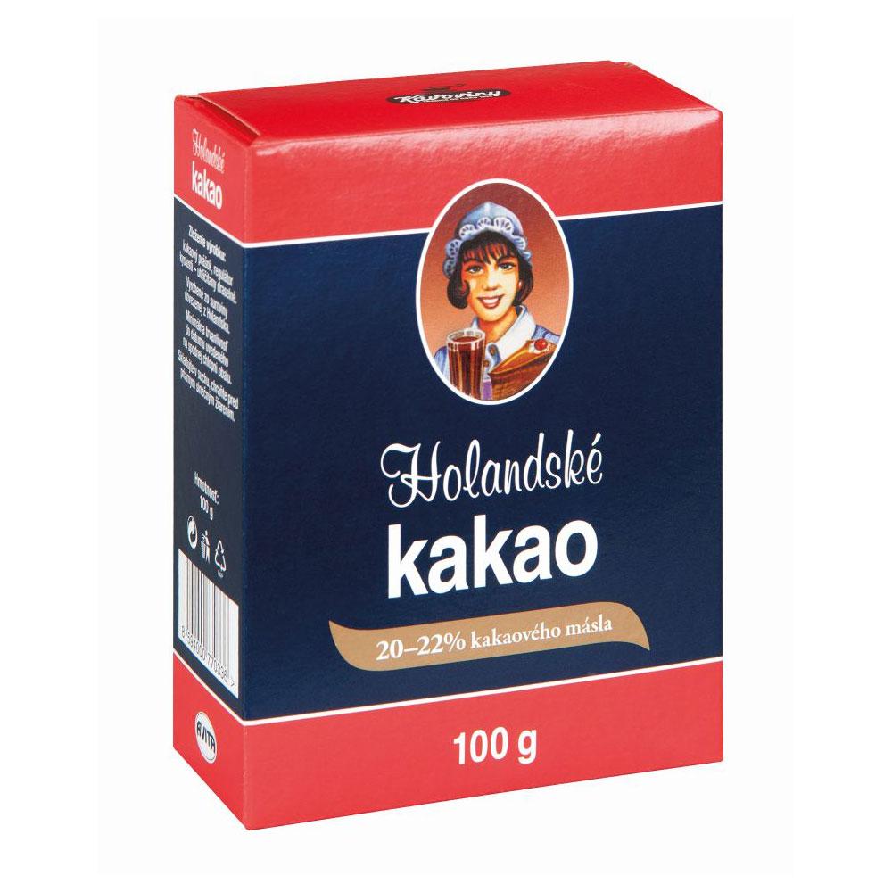 Holandské kakao 100g