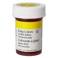 Gelová potravinářská barva ŽLUTÁ 28g Složení: Cukr, kukuřičný sirup, glycerin E422, voda, modifikovaný škrob E1442, emulgátor agar E406, kyselina…