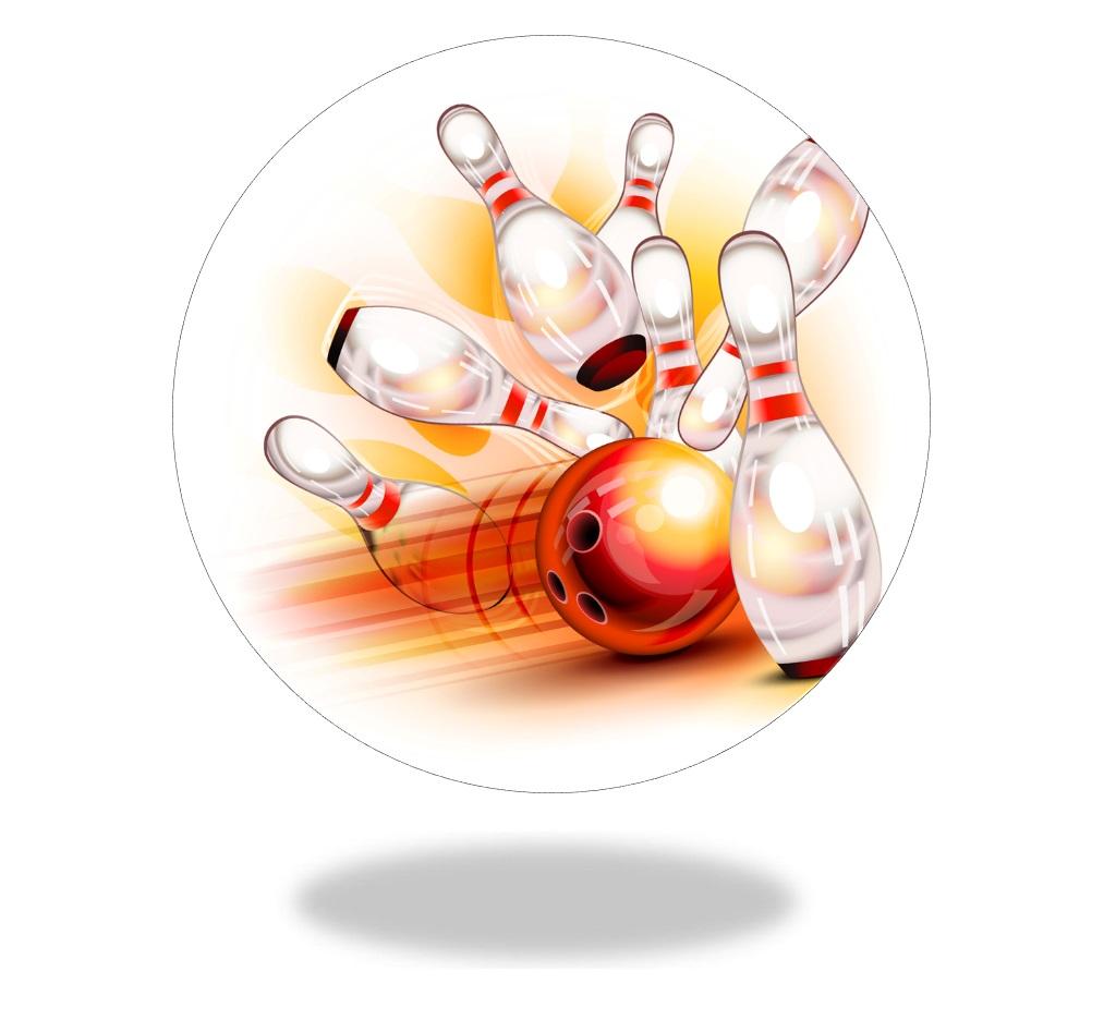 Jedlý papír A - bowling