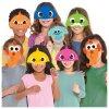 Party masky Baby Shark 8 ks