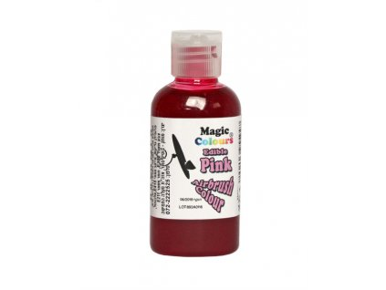 109889 airbrush barva magic colours 55 ml pink
