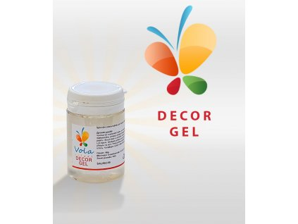 111287 decor gel na jedly papir 90 g kelimek