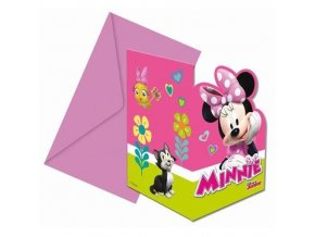 21268 1 party pozvanky minnie happy helpers 6 ks