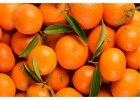 Sladké mandarinky a další ovoce