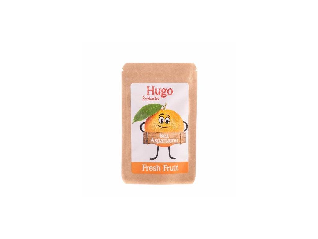 Žvýkačky Hugo ovocné