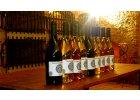 Vína s etiketou vinařství