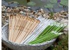 Svatební propisky a dřevěné tužky