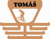 Věšák na medaile s motivem BMX - bicros