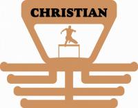 Věšák na medaile s motivem běh přes překážky