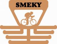 Věšák na medaile s motivem cyklistiky