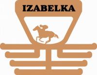 Věšák na medaile s motivem jízdy na koni parkur