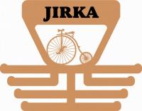 Věšák na medaile s motivem velociped
