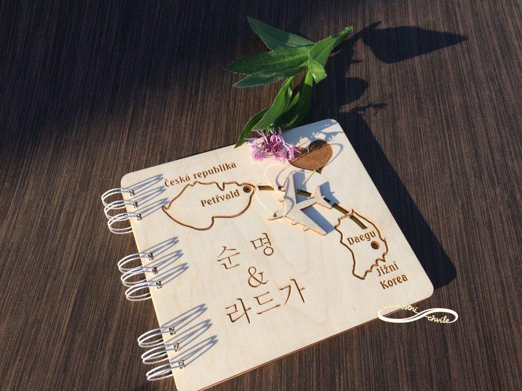 Kniha hostů na zakázku