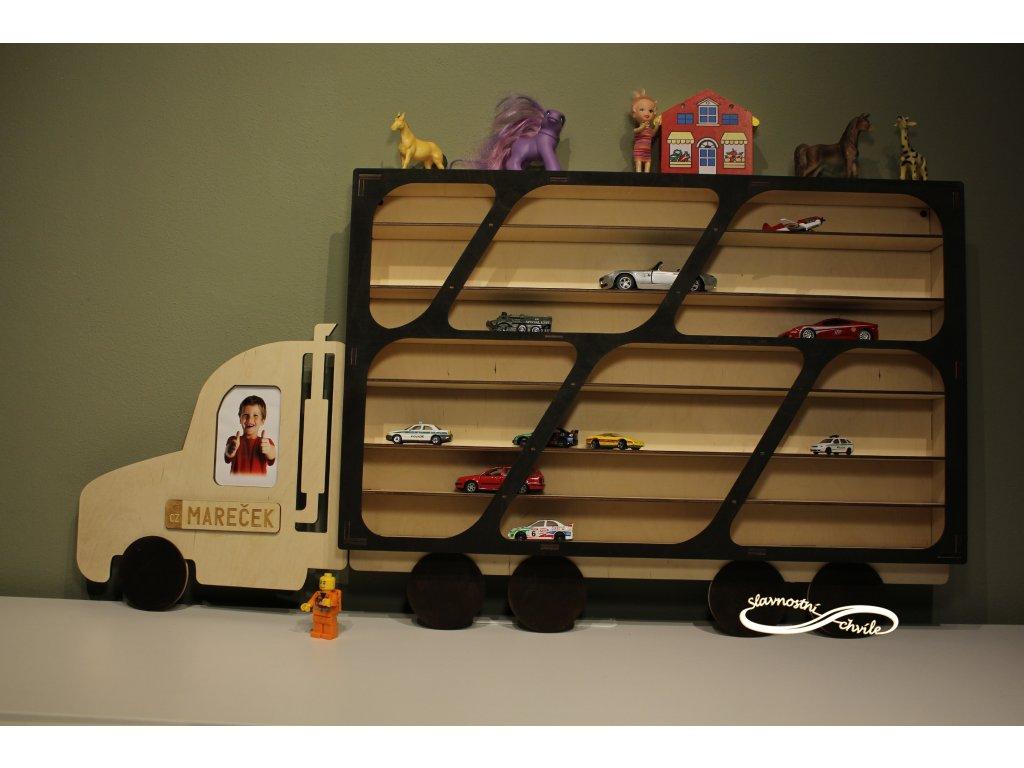 police na hračky - auto