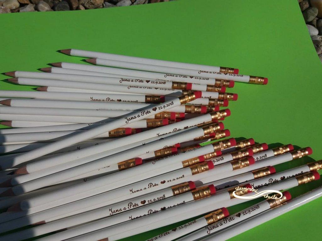 Tužky pro svatební hosty