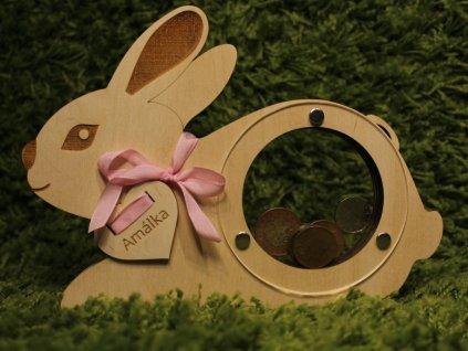 pokladnička králíček