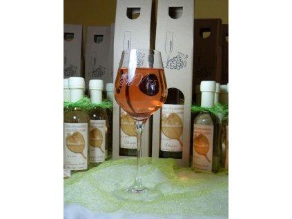 Svatební víno Svatovavřinecké