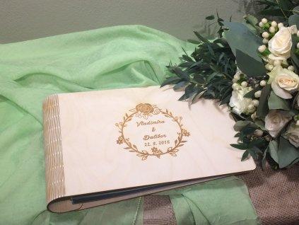Svatební fotoalbum Vintage