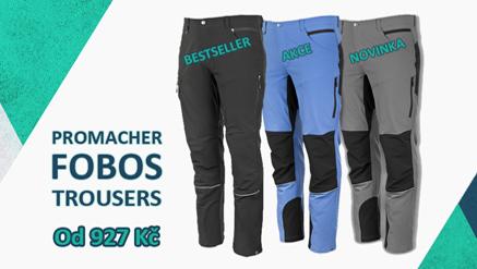 PROMACHER Fobos Trousers