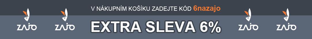 Zajo EXTRA SLEVA 6%
