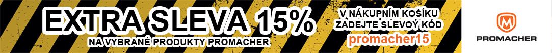 PROMACHER -15%