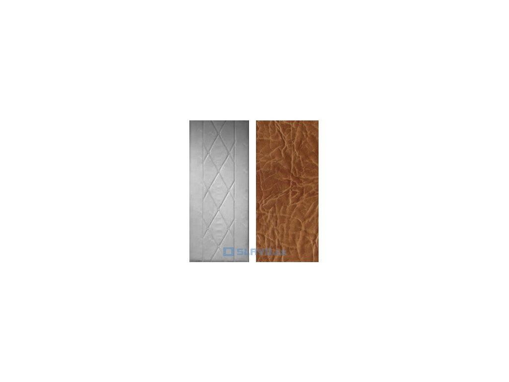 HOPA Standard 80 x 200 cm - ořech extra 26
