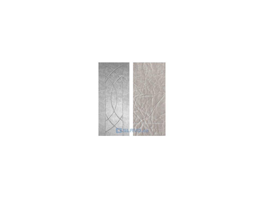 HOPA Euro 90 x 200 cm - šedá extra 22