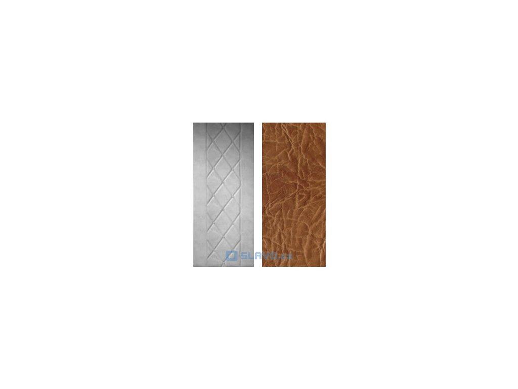 HOPA Lux 90 x 200 cm - ořeh extra 26