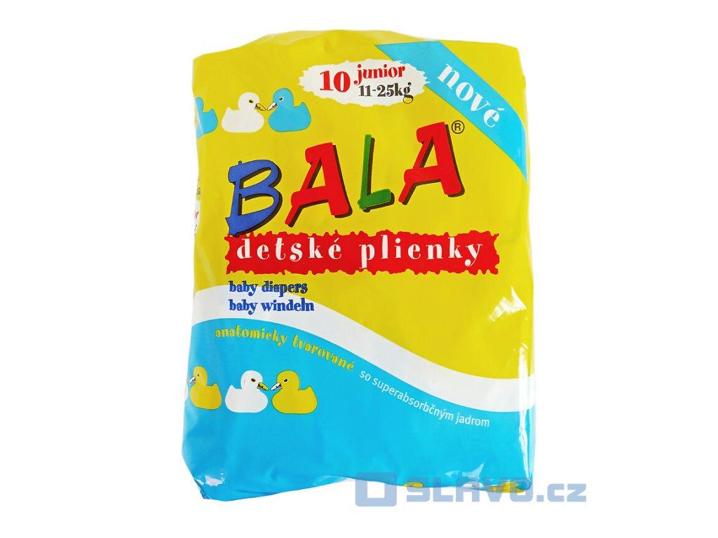 BALA Junior 11-25 kg 100 ks