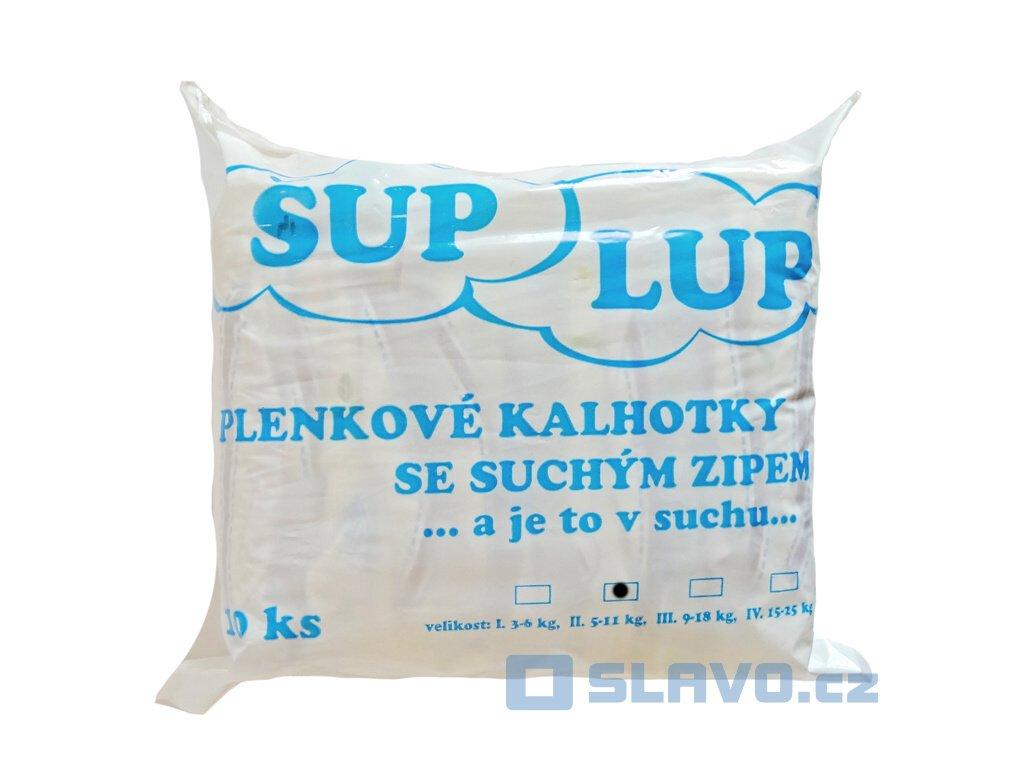 ŠUP LUP II 5-11 kg 100 ks