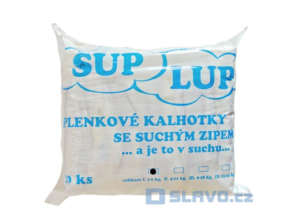 ŠUP LUP I 3-6 kg 10 ks