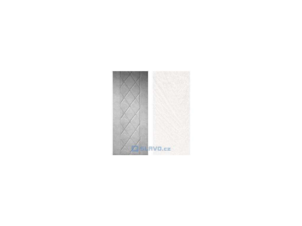 HOPA Lux - bílá extra 21 - atypický rozměr