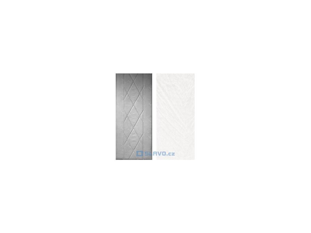 Čalounění dveří HOPA Standard - bílá extra 21 - atypický rozměr