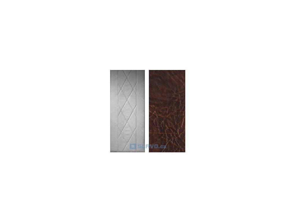 Čalounění dveří HOPA Standard - antracit extra 28 - atypický rozměr