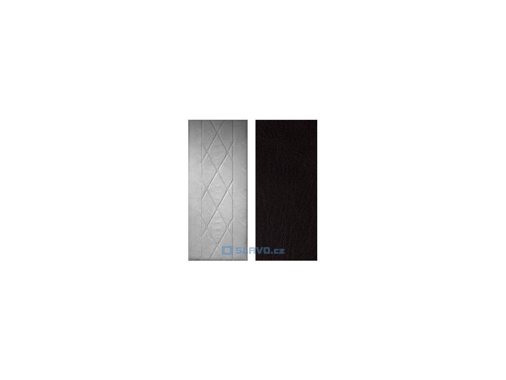 Čalounění dveří HOPA Standard - černá 16 - atypický rozměr