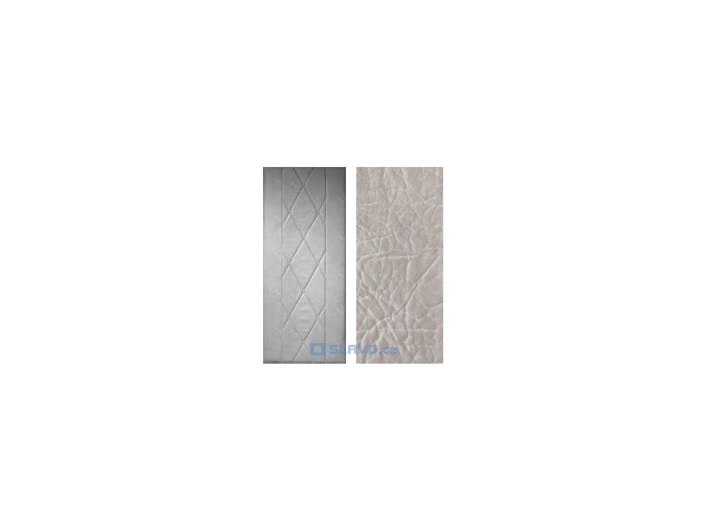 Čalounění dveří HOPA Standard - šedá extra 22 - atypický rozměr