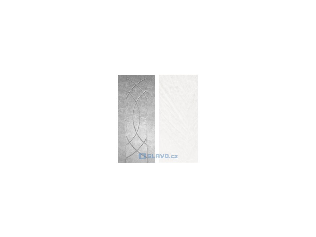 Čalounění dveří HOPA Euro - bílá extra 21 - atypický rozměr