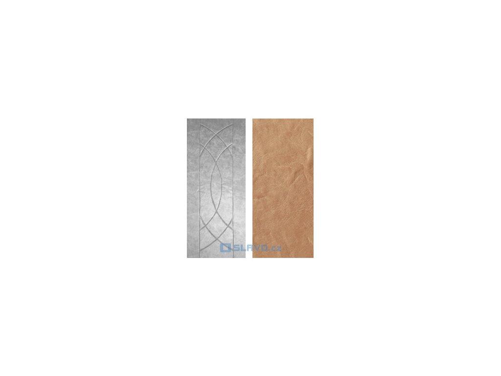 Čalounění dveří HOPA Euro - mandle extra 25 - atypický rozměr