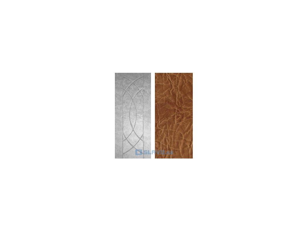 Čalounění dveří HOPA Euro - ořech extra 26 - atypický rozměr