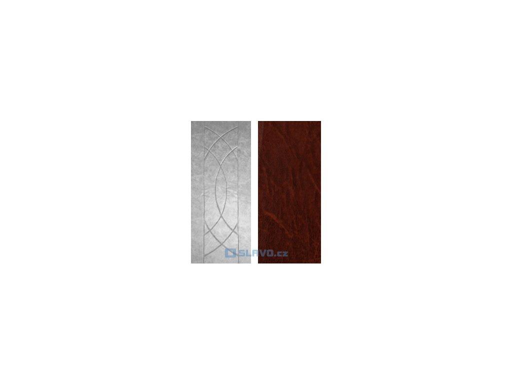 Čalounění dveří HOPA Euro - koňak 09 - atypický rozměr