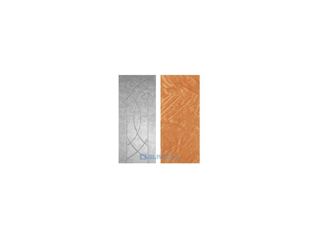 Čalounění dveří HOPA Euro - světlý dub 05 - atypický rozměr